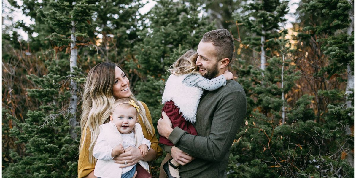 CHRISTMAS CARD IDEAS | TARIN FAMILY
