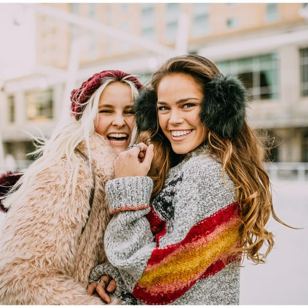 FREE PEOPLE | GALENTINE'S DATE IDEAS