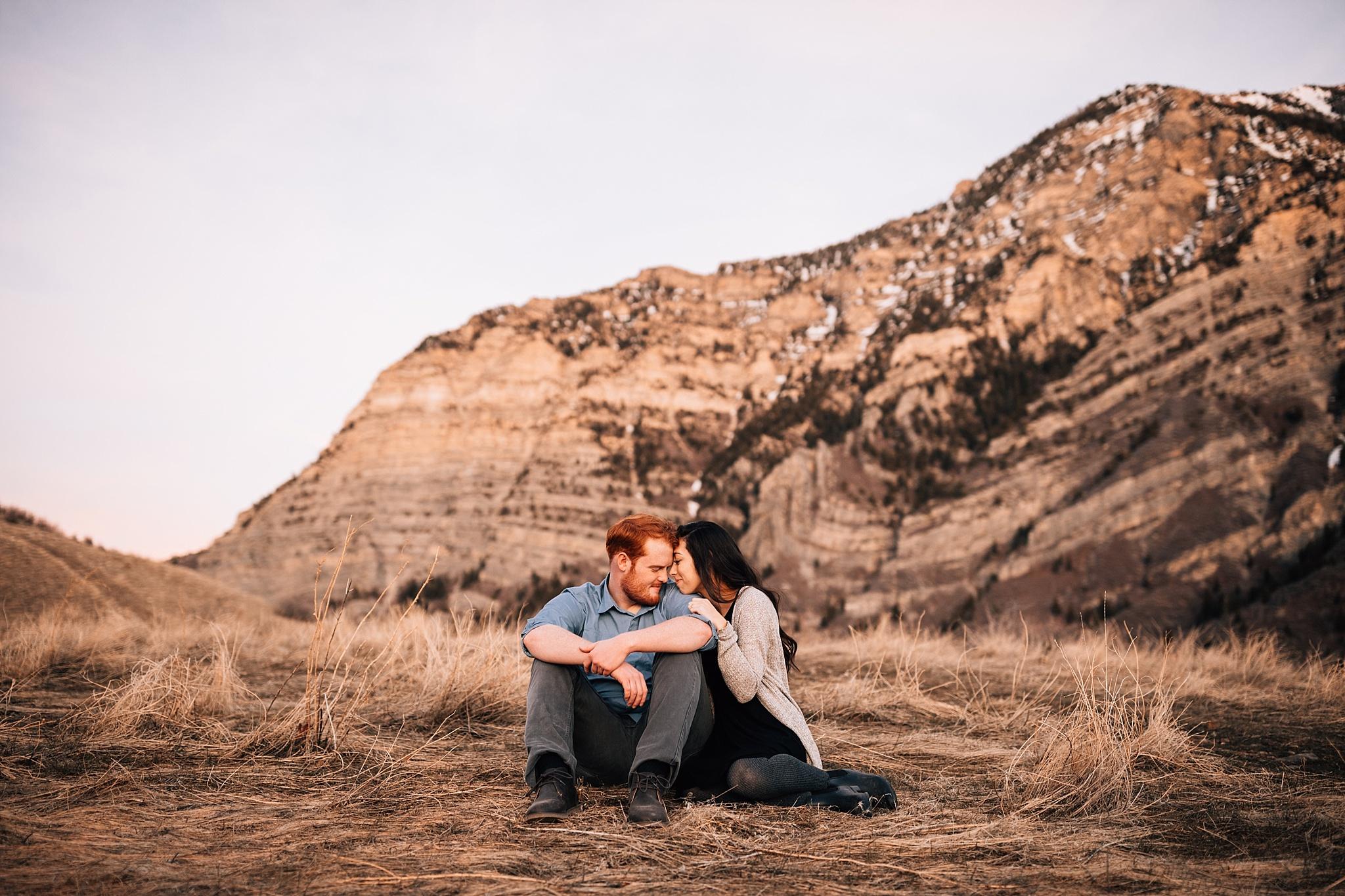 Adventurous bride,Bailey Dalton Photo,Intimate Wedding photographer,Traveling Photographer,Utah Engagement photographer,Utah Wedding Photographer,boho bride,