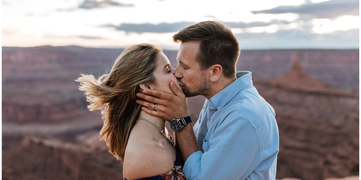 EMILY + PAT // Aniversary Session in Moab, Utah